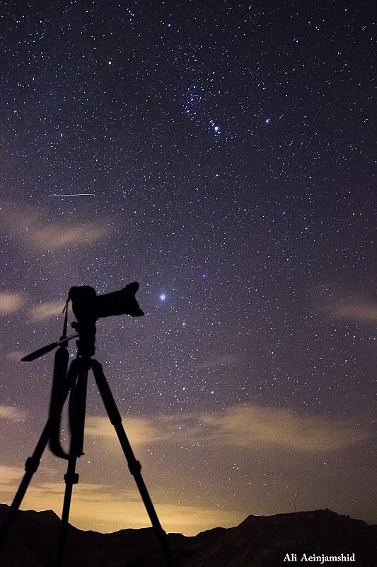 in نجومی ( ميدان ديد باز) عکاس : علی آئین جمشید عکاسی نجومی
