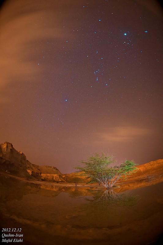 in نجومی ( ميدان ديد باز) عکاس : majid elahi Qushm-Iran