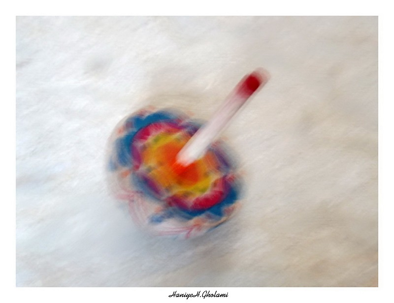in Fine Art عکاس : Haniyeh Gholami Spinning Top