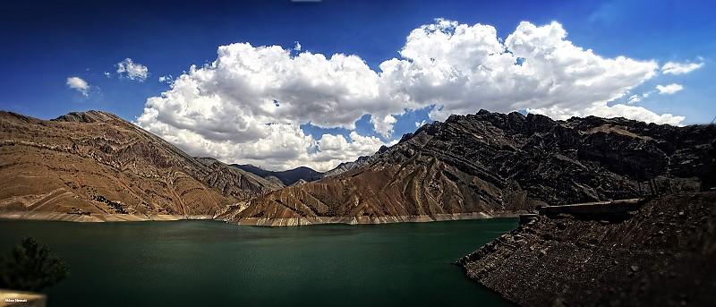 in طبیعت عکاس : نعمتی Amir Kabir Dam