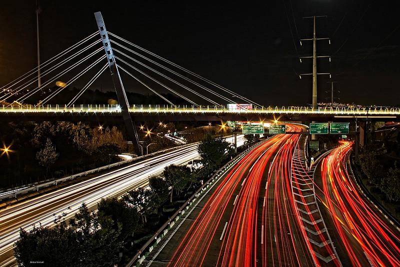 in مناظر عکاس : نعمتی Hemmat Expressway