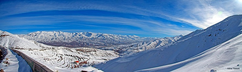 in مناظر عکاس : نعمتی Alborz Mountains - Taleghan