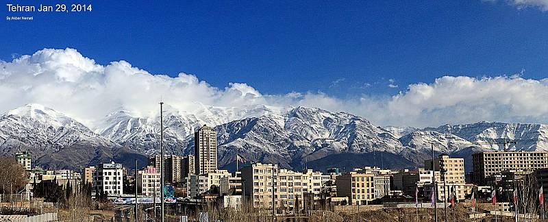 Tehran Still Breathing