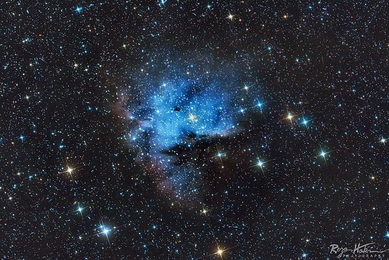 in نجومی (عمق آسمان) عکاس : reza.hakimi NGC 281 - Pacman Nebula