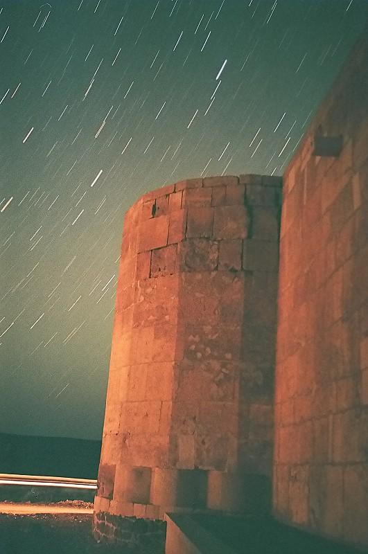 in نجومی ( ميدان ديد باز) عکاس : Astronomy رد ستارگان قصربهرام