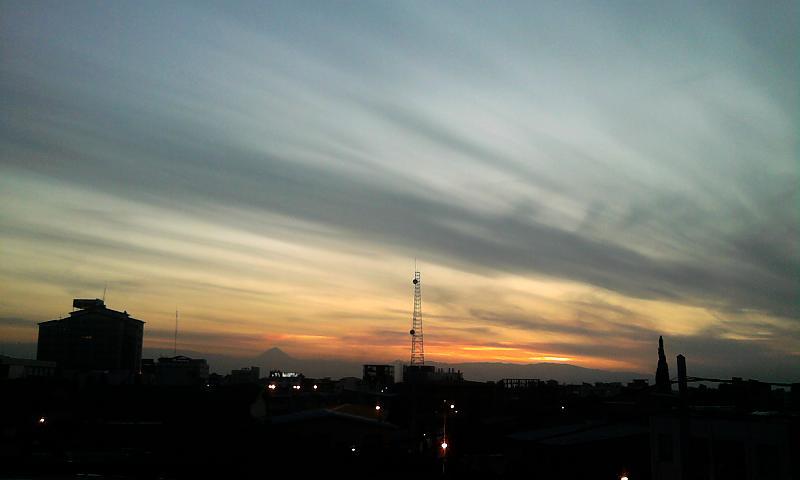 in مناظر عکاس : Astronomy ابر و باد و کوه و خورشید و فلک ...