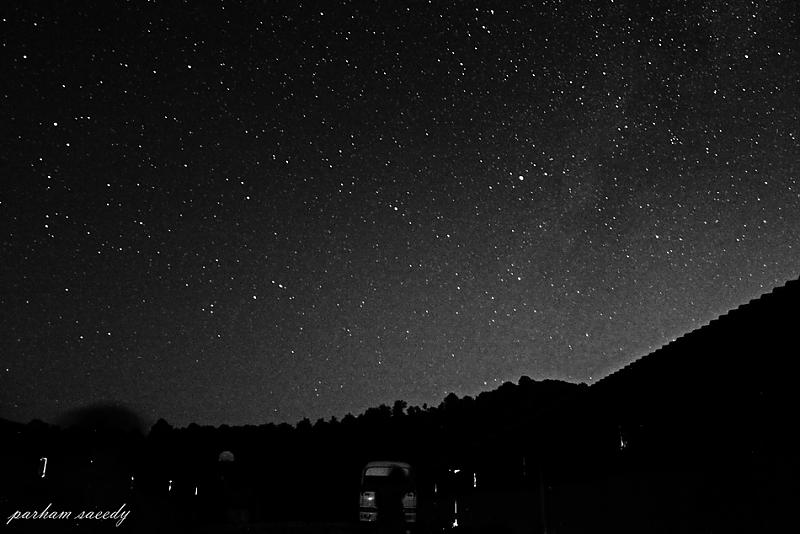 in نجومی ( ميدان ديد باز) عکاس : Astronomy آسمان مال من است ...
