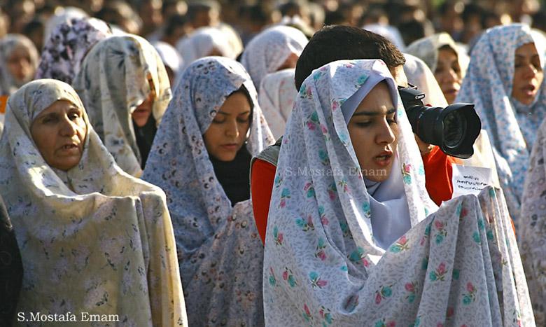 in مستند اجتماعی عکاس : Mostafa در نمازم ...