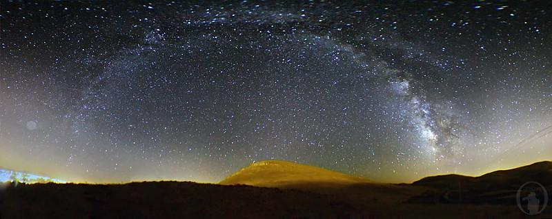in نجومی ( ميدان ديد باز) عکاس : Omid Scope راه شیری