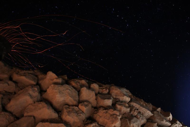 in نجومی ( ميدان ديد باز) عکاس : Astronomer بارقه