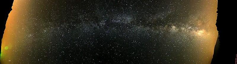 in نجومی ( ميدان ديد باز) عکاس : Mojtaba Gholami راه کهکشانی