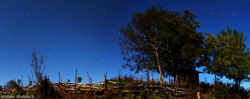 in نجومی ( ميدان ديد باز) عکاس : Mojtaba Gholami آنسوی پرچین