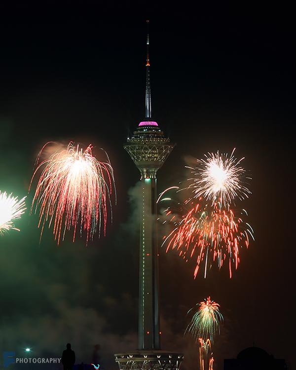 in مناظر عکاس : farshad Firework