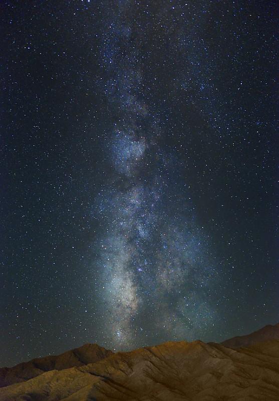 in نجومی ( ميدان ديد باز) عکاس : farshad Milky Way