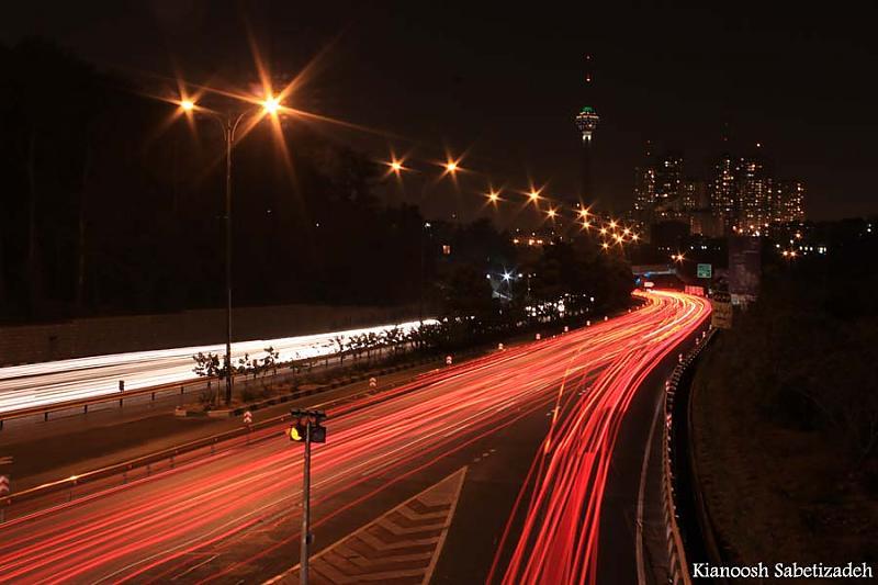 in مناظر عکاس : Kianoosh.S ترافیک