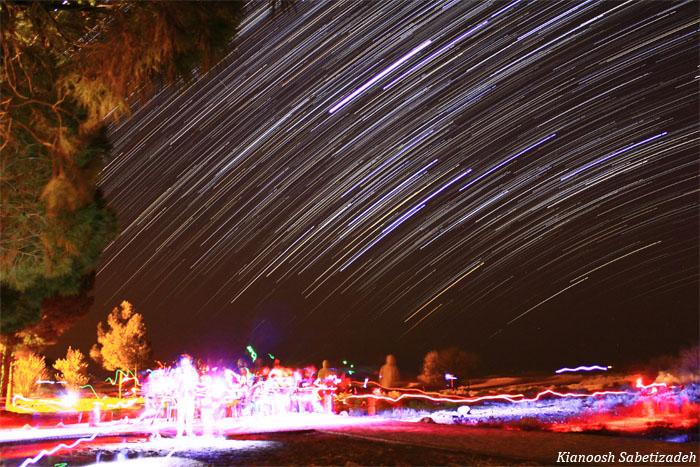 in نجومی ( ميدان ديد باز) عکاس : Kianoosh.S StargazerS