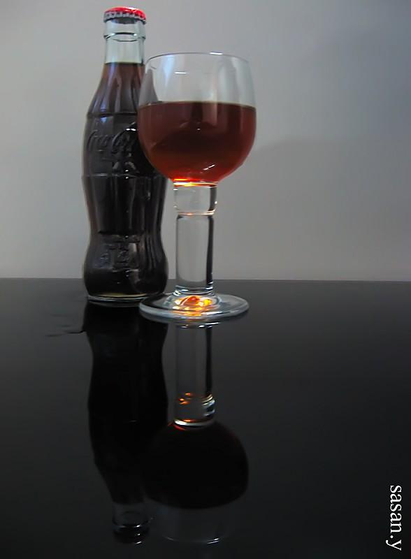 in تبلیغاتی عکاس : sasan20oo20 نوشابه شیشه ....