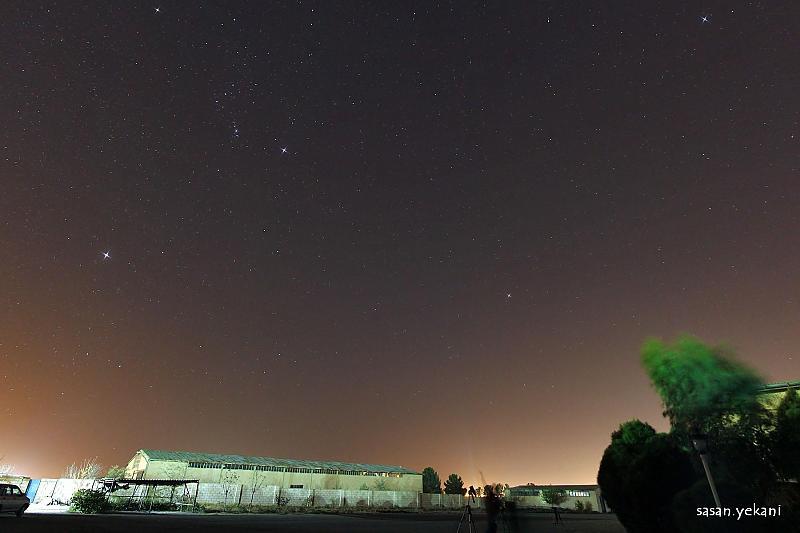 in نجومی ( ميدان ديد باز) عکاس : sasan20oo20 پانوراما از کارخانه