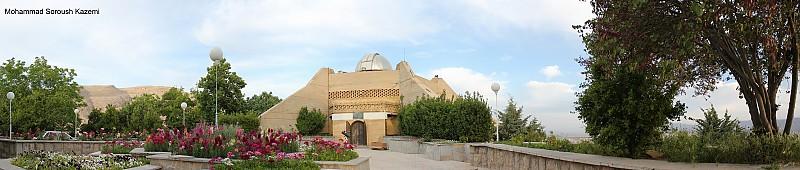 in مناظر عکاس : محمد سروش بزرگترین تلسکوپ فعال ایران