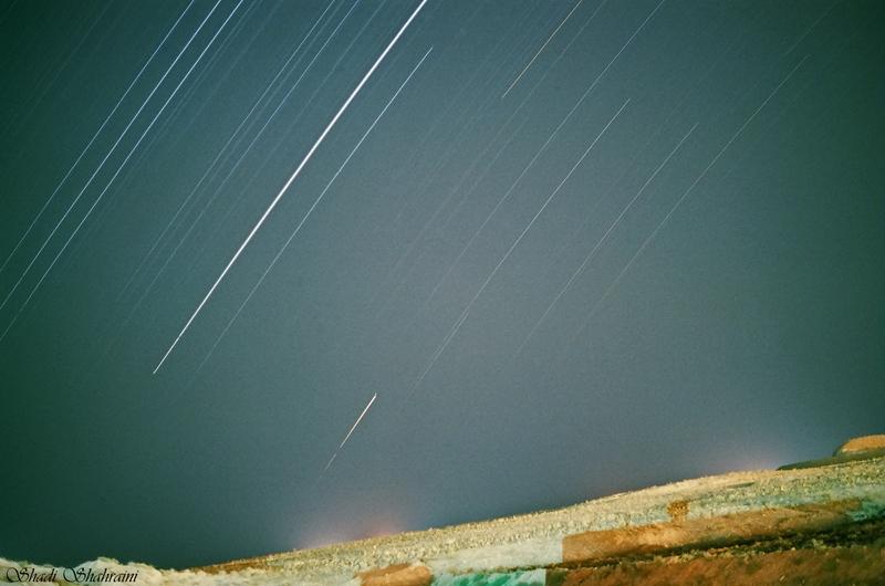in نجومی ( ميدان ديد باز) عکاس : شادي شهراييني رد ستاره