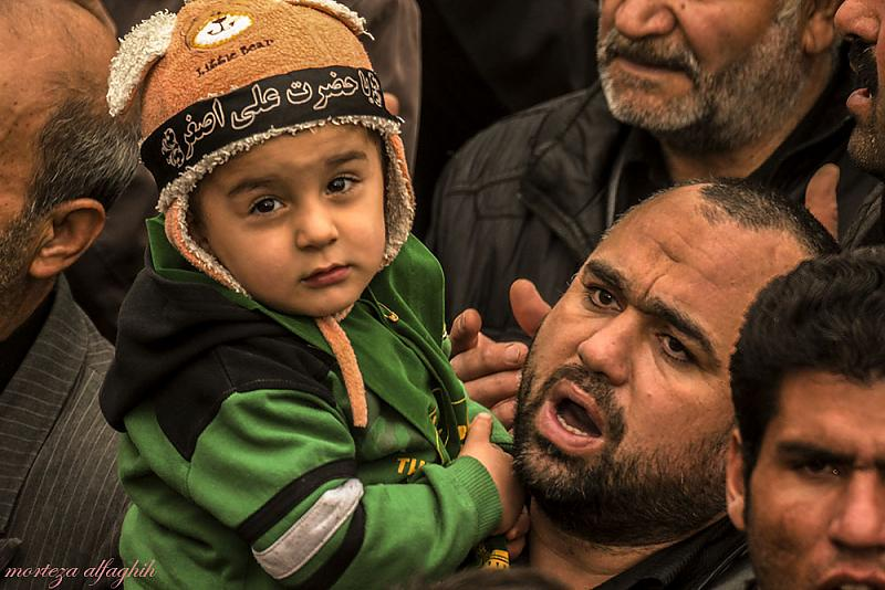 in مستند اجتماعی عکاس : (مرتضی یا علی اصغر...
