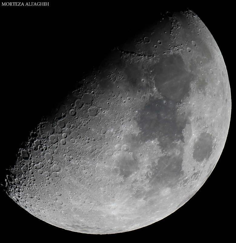 in نجومی (عمق آسمان) عکاس : (مرتضی ماه!