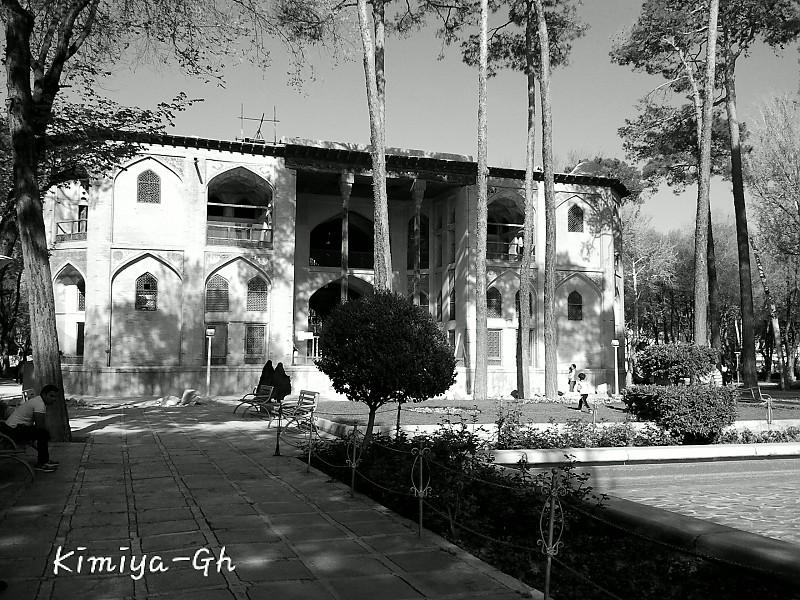 in معماری عکاس : kimiya-gh کوشک هشت بهشت