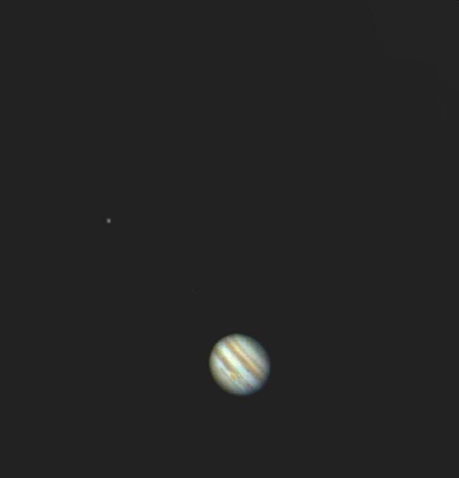 in نجومی (عمق آسمان) عکاس : Sky-Watcher مشتری