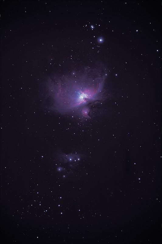 in نجومی (عمق آسمان) عکاس : Sky-Watcher Great Nebula in ORION -M42 2ND EDIT