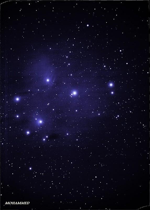 in نجومی (عمق آسمان) عکاس : Sky-Watcher Subaru, Seven Sisters, Pleiades, M45