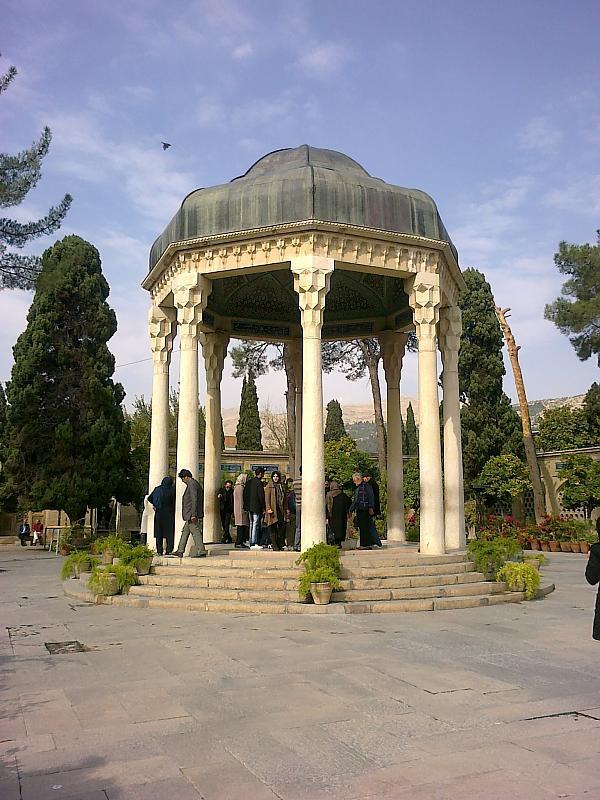 in معماری عکاس : Behnaz sasani حافظ
