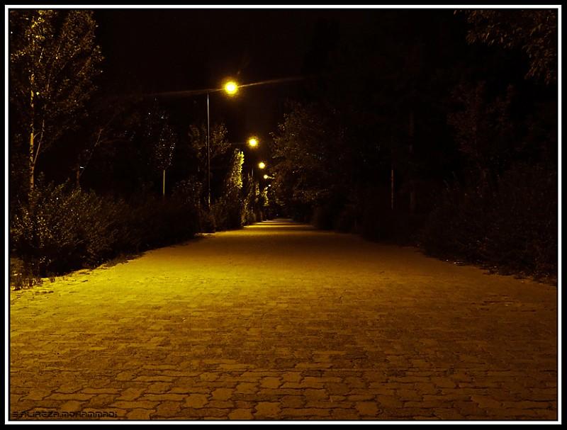 in مفهومی عکاس : |Alireza| هرشب تنهایی...