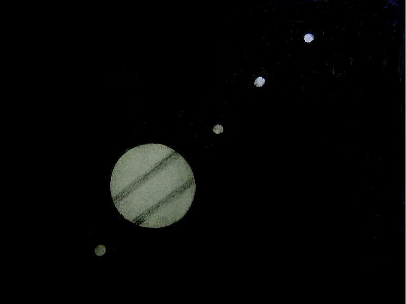 in طرح های نجومی اعضا ( اسكچ) عکاس : pulsar سیاره مشتری