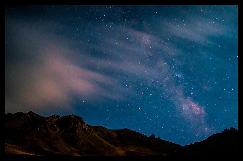 in نجومی ( ميدان ديد باز) عکاس : Ali Sadighi آسمان تابستانی دالامپر