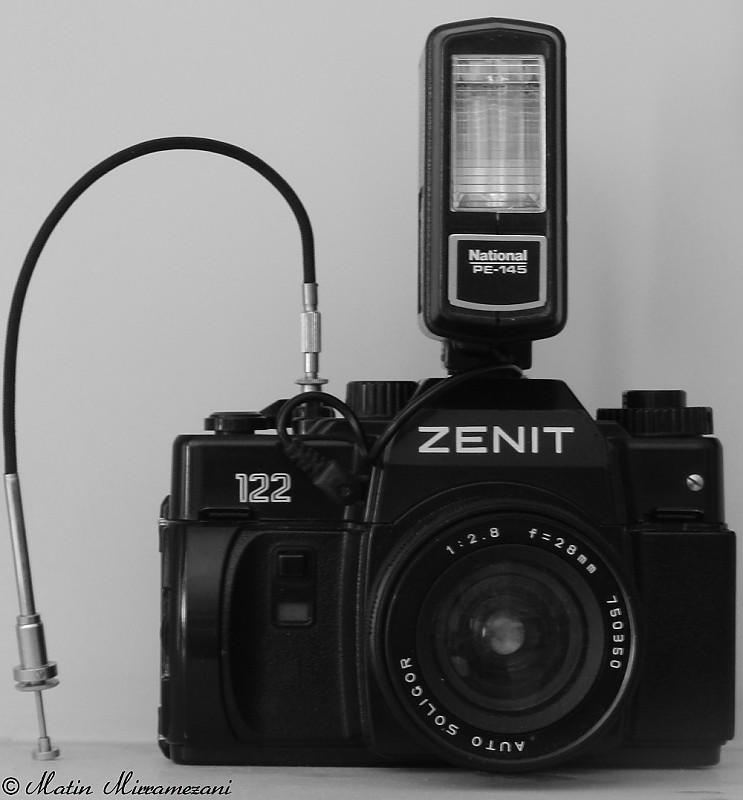 in تبلیغاتی عکاس : Mat The Old Camera