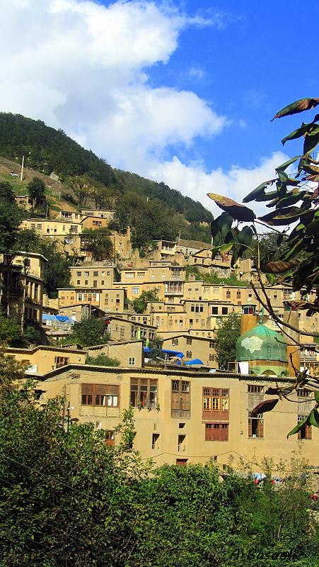 in معماری عکاس : golaftab ماسوله