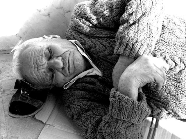 in مستند اجتماعی عکاس : شهلا ناصریان خواب