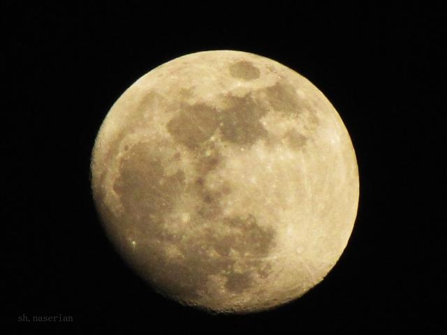 in نجومی (عمق آسمان) عکاس : شهلا ناصریان ماه