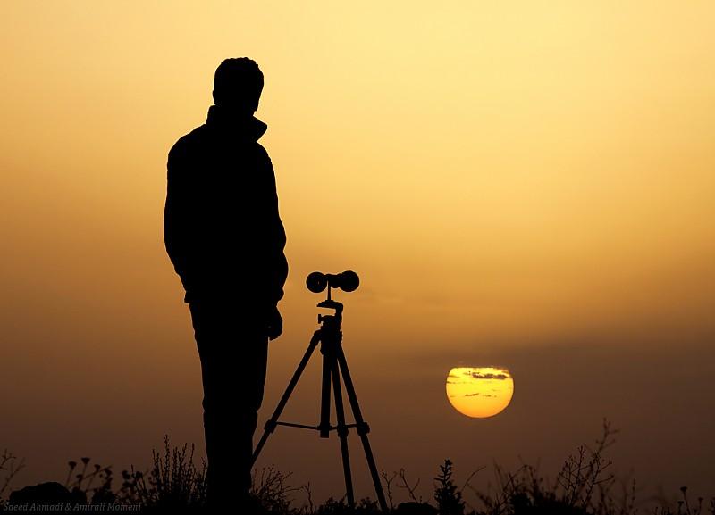 in نجومی ( ميدان ديد باز) عکاس : Amirali Memorable Sunrise