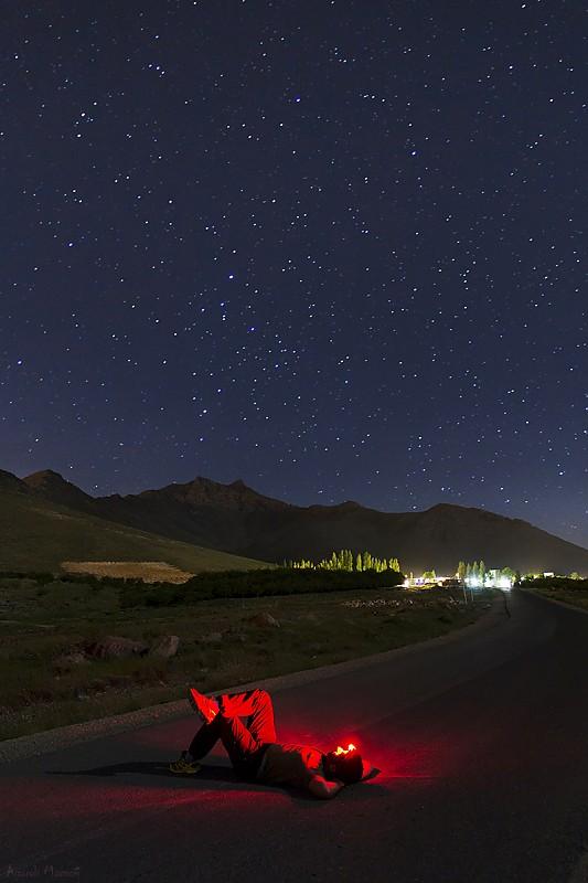 in نجومی ( ميدان ديد باز) عکاس : Amirali Stargazer