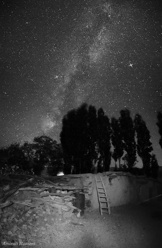 in نجومی ( ميدان ديد باز) عکاس : Amirali رویای تابستانی