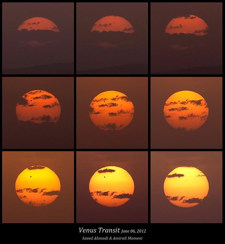 in پديده های نجومی عکاس : Amirali Memorable Sunrise